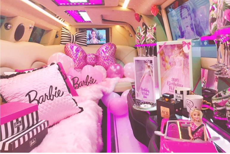 Barbie Limousine