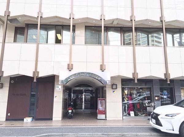 ドレリッチ横浜店 外観